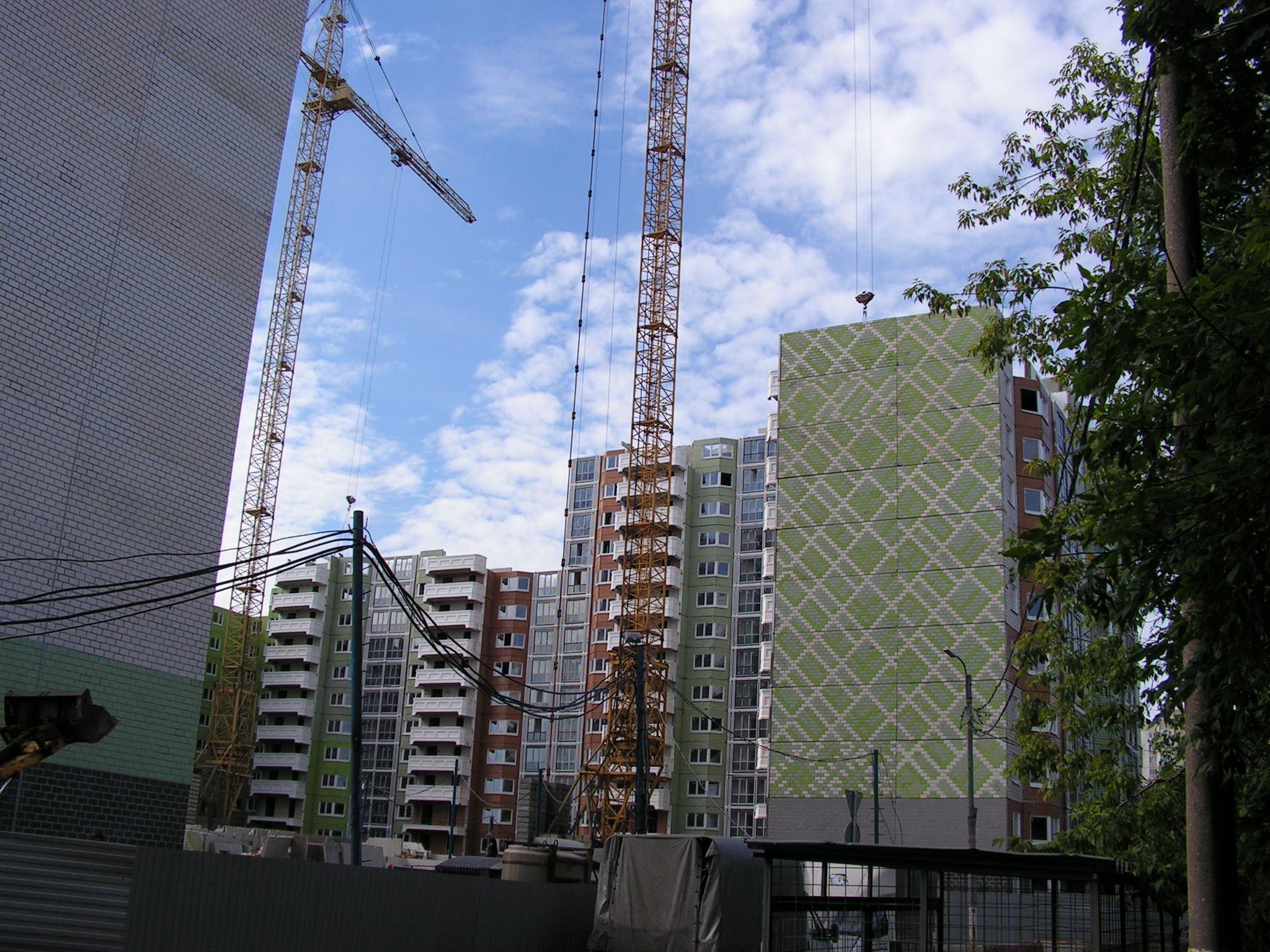 виды строительной деятельности по кодам ОКВЭД