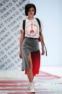 Saint-Tokyo на неделе Моды 24 октября