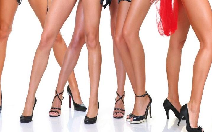 здоровые ноги - активные ноги