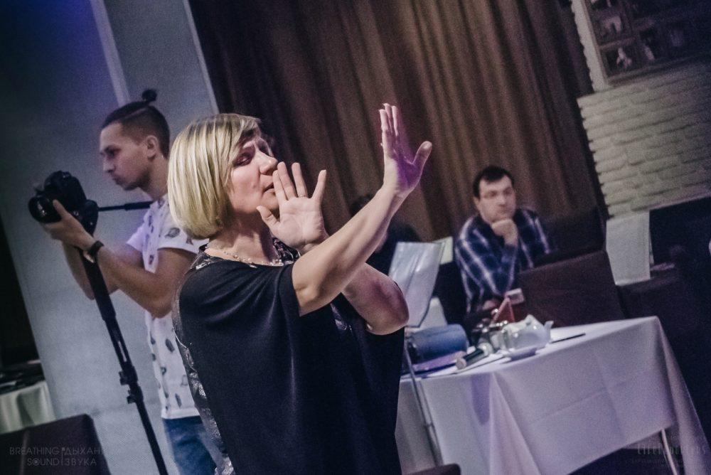 Наталья Таланова руководитель школы вокала Дыхание звука