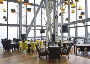 Ресторан Sixty в БЦ Башня Федерация