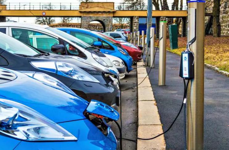 мировой рынок электромобилей