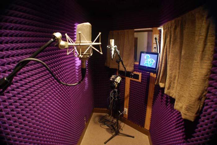 студия записи вокала дома
