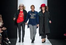 Коллекция IVANOVA на неделе моды в Москве MBFW 2018-2019