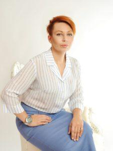 Дизайнер Юлия Иванова