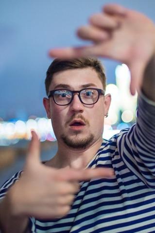 Максим Дримлинг актер и блогер