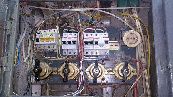 электроснабжение в доме