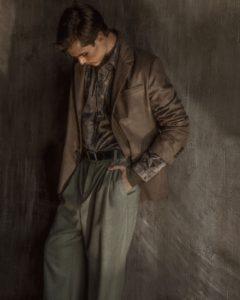 """коллекция FRAMHALD на выставке """"Дизайн одежды"""" 1 августа"""