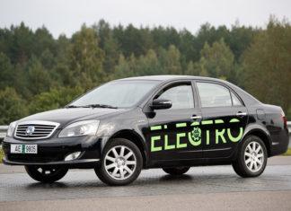 белорусский народный электромобиль
