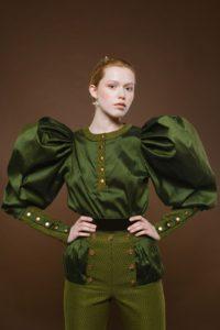 """коллекции Mimicry на выставке """"Дизайн одежды"""""""