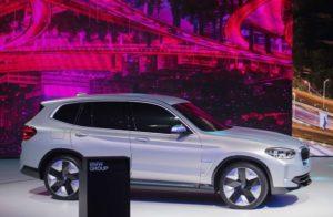 iX3 от BMW
