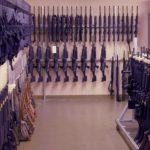 Разрешние юрлицу на хранение оружия