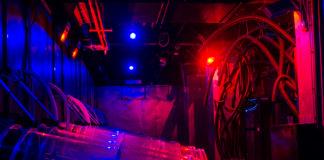 космические войны в нерф-клубе