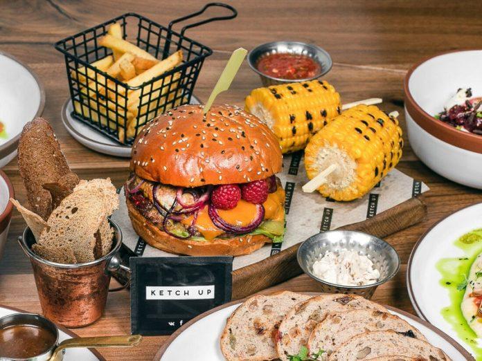 прием онлайн платежей за еду из ресторана