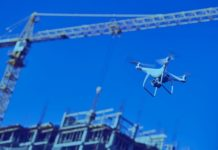 тенденции в строительстве дроны
